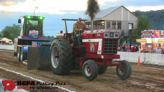 Snyder County Pullers, PA October 13 2018