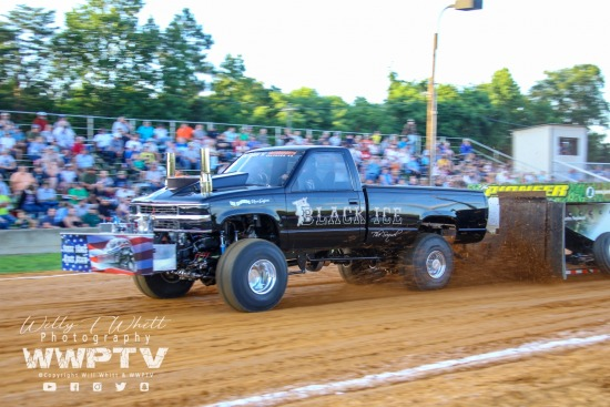 Truck Night at Millers Tavern July 2018