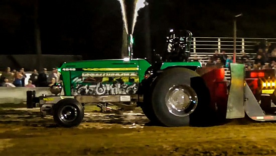 466CI Light Limited Tractors at Easton Maryland